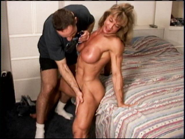 Female bodybuilder pussy domination debra d'andrea